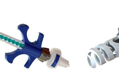 X-Tack Endoscopic HeliX Tacking System
